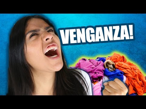 VENGANZA DE KAREN | VIDEOS DE RISA PLATICA POLINESIA BROMAS