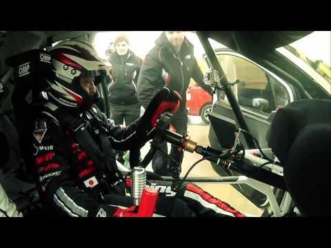 Morizo Test Drives Toyota Yaris WRC