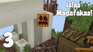 getlinkyoutube.com-Minecraft LAS ISLAS MADAFAKAS! Capitulo 3!