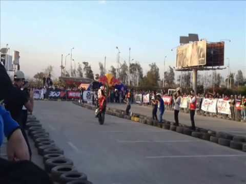 Ramy Sold 1St at Redbull Race Stunt Event @oasis