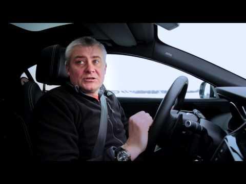 Jaguar Experience   Егор Васильев. Урок 7 — Безопасная остановка автомобиля