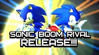 getlinkyoutube.com-Sonic Generations - Sonic Boom Rival - Release