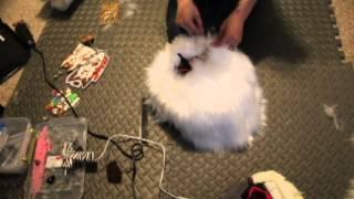 getlinkyoutube.com-Stompy feet furring