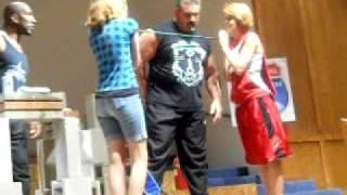 getlinkyoutube.com-Strength Team:Greg-Human barbells