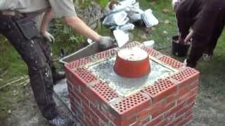 getlinkyoutube.com-How to make tandoor oven - Tee se itse tandooriuuni