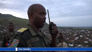 Vita inayoendelea kati ya FARDC na waasi nchini DRC.