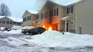 getlinkyoutube.com-36-7 - Manada Court - West Hanover Township - Structure Fire Residential Multi-Family