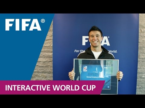 FIFA Interactive World Cup: Ballon d'Or Gala 2010