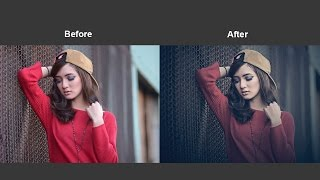 getlinkyoutube.com-How To Adding Dramatic Color Effect Into Photo In Photoshop