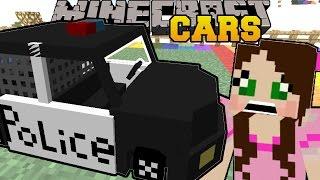 getlinkyoutube.com-Minecraft: EMERGENCY CARS (POLICE CARS, AMBULANCES, & MORE!!) Mod Showcase