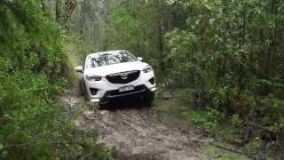 getlinkyoutube.com-Mazda CX-5 - Off Road Test