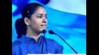 Naina jaiswal wonderful speech