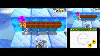 getlinkyoutube.com-Super Mario 3D Land - Part 2