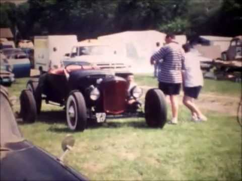 Victory Wheelers, Hayling Island (1996) 8mm Cine Film