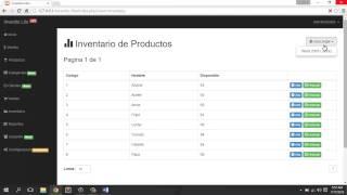 Inventio Lite v1.5: Sistema de Inventario y Ventas en PHP y MySQL