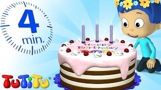 getlinkyoutube.com-TuTiTu Specials | Happy Birthday Cake | Toys and Songs for Children