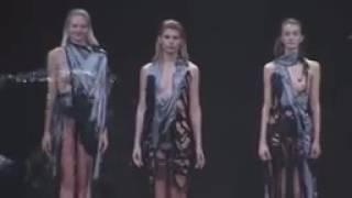 Jef Montes Naked catwalk Fashion Show Resolver   Nude Catwalk Models at FashionWeek Amsterdam   YouT