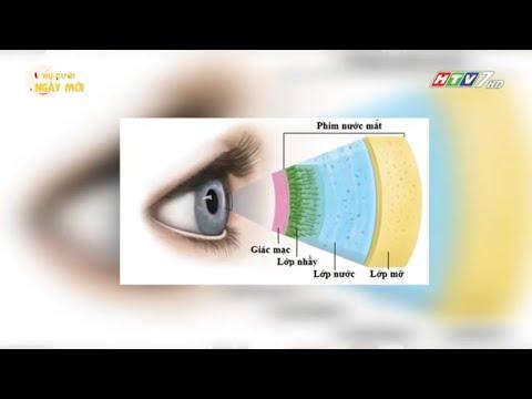 Bệnh khô mắt - THS.BS Lê Nguyễn Thảo Dương