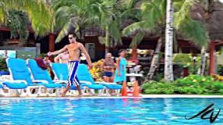getlinkyoutube.com-Vacation at Barcelo Maya Beach Resort Riviera Maya Mexico - YouTube