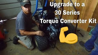 getlinkyoutube.com-Why and How to Upgrade to a Series 30 Torque Converter Kit
