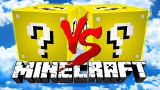 getlinkyoutube.com-Minecraft: AIR LUCKY BLOCK CHALLENGE | Death Fall!?