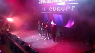 getlinkyoutube.com-Teen Top in Moscow Soundcheck 140410