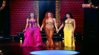 getlinkyoutube.com-#القاهرة_والناس | الحلقة 14 من #الراقصة The Belly Dancer ... #رقصة_الخطر