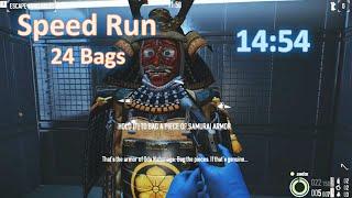 getlinkyoutube.com-Shadow Raid speedrun (14:54) solo/24 loot bags [PAYDAY2]