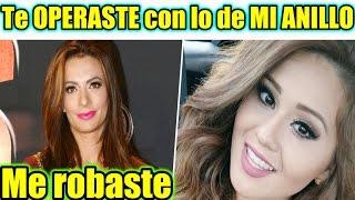 getlinkyoutube.com-Cecilia Galliano ACUSA a GOMITA de ROBARLE para OPERARSE LAS BUBIS