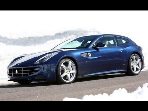 2012 Ferrari FF - First Drive Review - Car and Driver