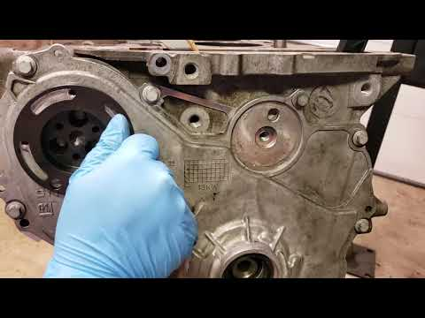 04-07 Saturn Ion Redline SS - LSJ Engine - Water pump removal tool