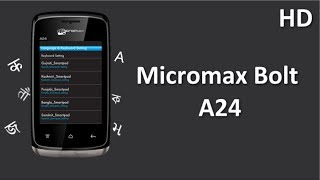 Micromax Bolt A24  Price Specification Review Multilingual Support with 1GHz ARM Cortex A5 Processor