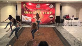 getlinkyoutube.com-Live Dance studio / street shaabi - 1 место
