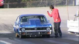 JOHN CAMP'S 1969 NOVA ALL MOTOR NO N2O YET