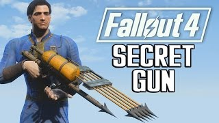 getlinkyoutube.com-FALLOUT 4 SECRET WEAPON!