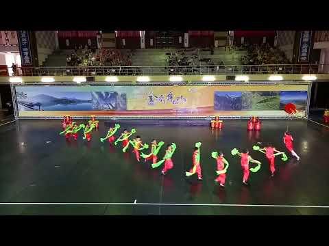 107.03.13頂洲國小106學年全國學生舞蹈比賽-節慶歡歌