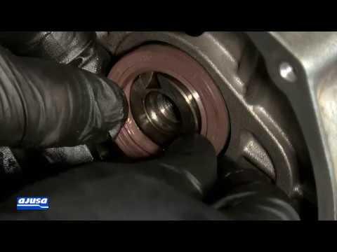 FIAT BRAVO JTD 16V (198A3000) Oil seals assembly – Montaje de los retenes de aceite Ajusa