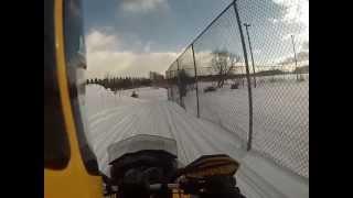 getlinkyoutube.com-GoPro Hero 3: Island Pond, VT snowmobile ride