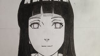 getlinkyoutube.com-how to draw Hinata