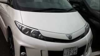 getlinkyoutube.com-TOYOTA エスティマ 試乗車 Toyota Estima