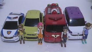 getlinkyoutube.com-또봇 쿼트란 CDRW 장난감 Tobot Quadrant CDRW Toys