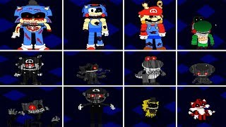 getlinkyoutube.com-Five Nights at Sonic's 3 all animatronics and Jumpscares(Extras)