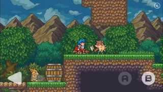 getlinkyoutube.com-Clone the game Goblin Sword by cocos2d-x 3.2