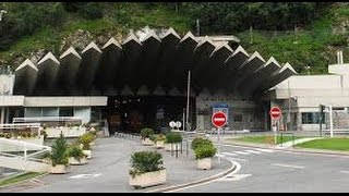 getlinkyoutube.com-Tunel Mount Blanc: (10+) Katastrofa tunelu
