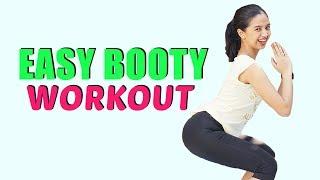 Latihan Bokong Dimana Saja Tanpa Alat ! | Butt Lift Workout