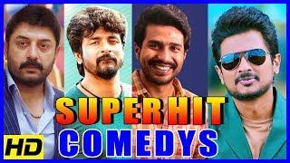 Super Hit Tamil Comedy | Arvind Swamy | Sivakarthikeyan | Udhayanidhi Stalin | Vishnu | Soori