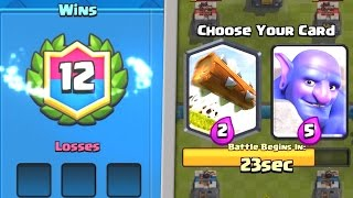 getlinkyoutube.com-12 WIN GRAND DRAFT CHALLENGE CHEST OPENING | Clash Royale 12-0 CROWN DUEL CHALLENGE 1ST PLACE TIPS