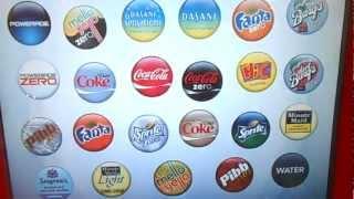 getlinkyoutube.com-New Coca Cola Freestyle Soda Machine with 100+ flavors