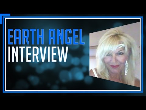 Psychic Medium, Tarot reader , Earth Angel's Interview On The Moore Show