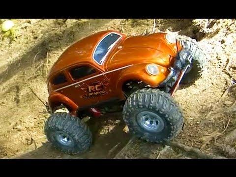 RC ADVENTURES - Scale 4x4 Trucks - TTC 2011 - LOST FILES - PART 1 - TANK TRAP - 30 Minutes Long!